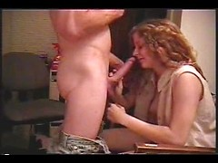 Old milf bdsm